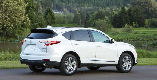 42 The Acura Rdx 2020 Changes Review And Release Date