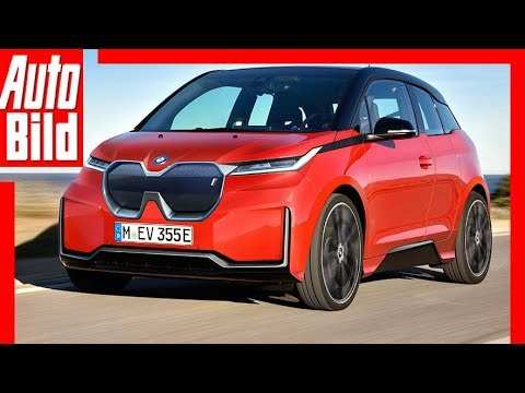 42 The BMW I3 2020 New Concept