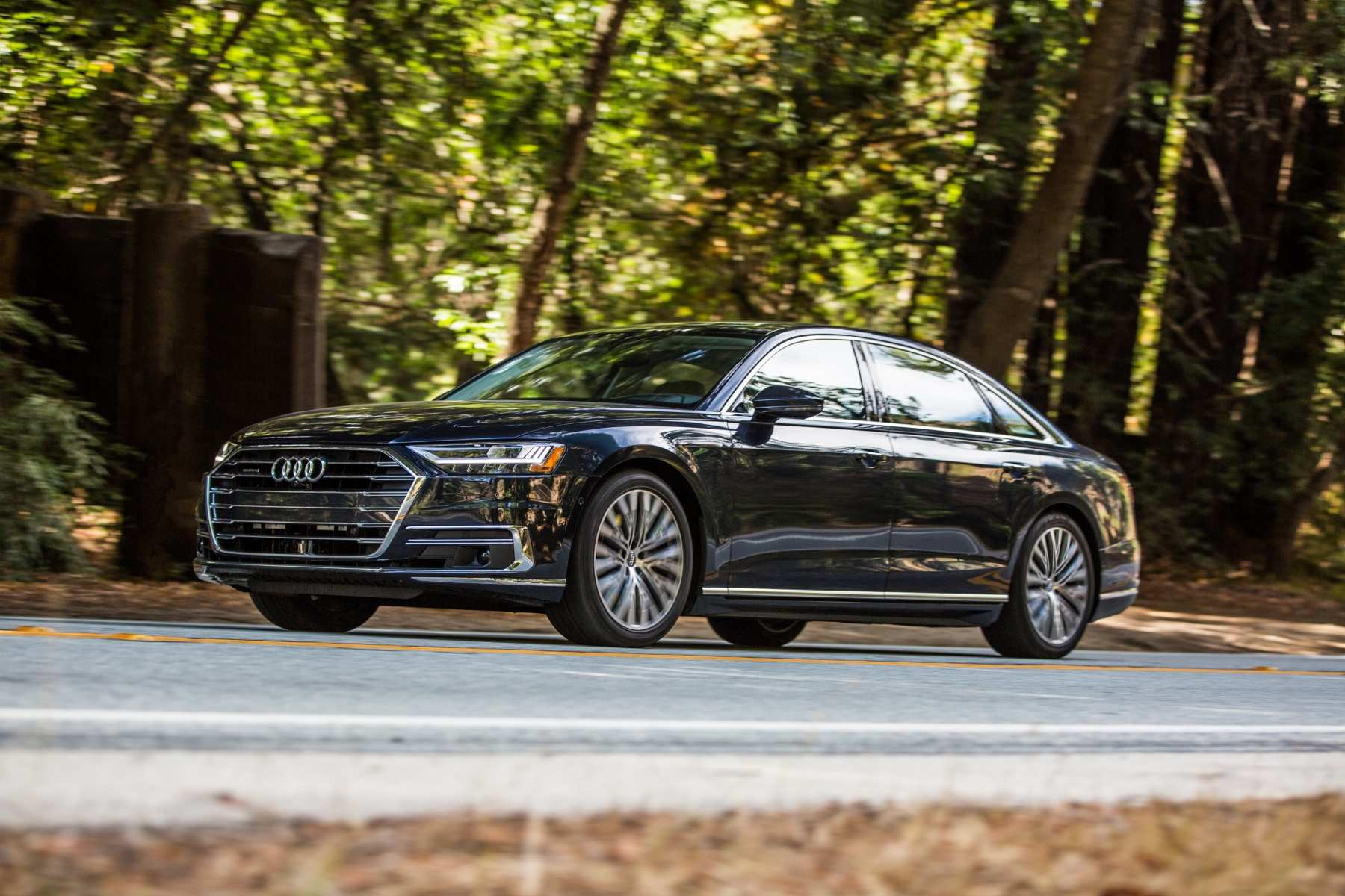 42 The Best 2019 Audi A8 L In Usa Model