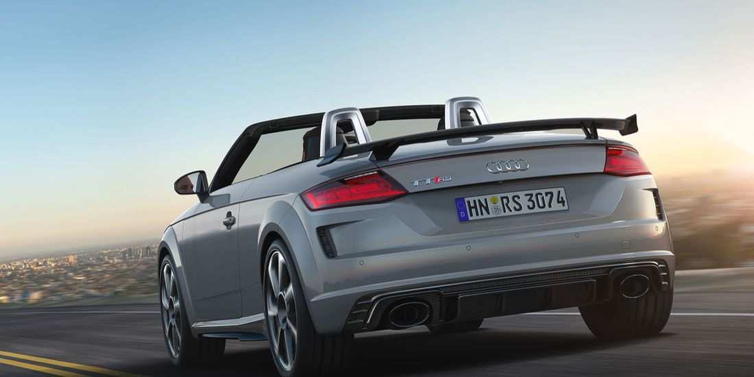 42 The Best 2019 Audi TT Redesign And Concept