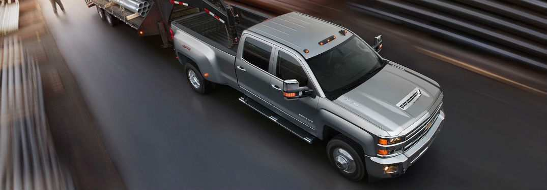 42 The Best 2019 Chevy Silverado 1500 2500 Redesign And Concept