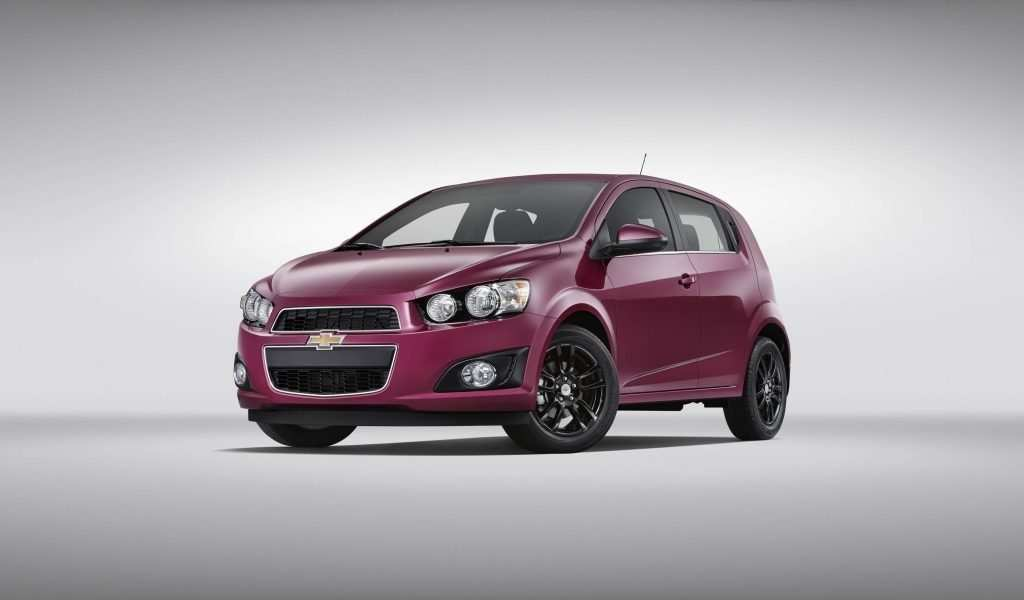 42 The Best 2019 Chevy Sonic Ss Ev Rs Wallpaper
