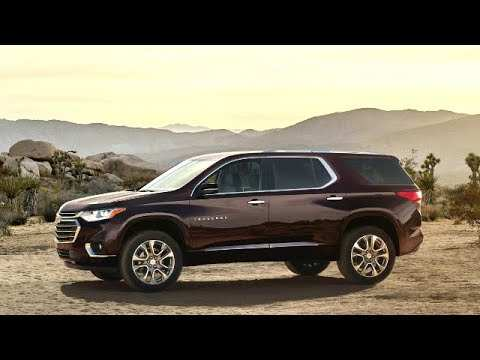 42 The Best 2019 Chevy Traverse Overview