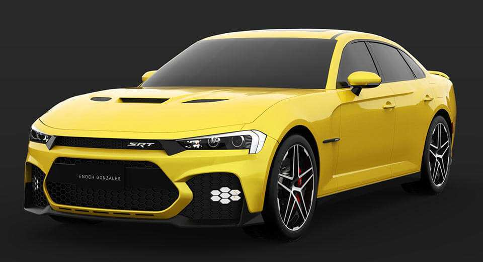 42 The Best 2019 Dodge Charger Srt8 Hellcat New Concept