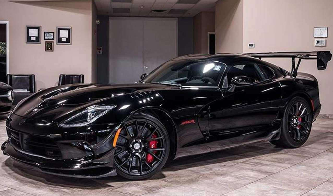 42 The Best 2019 Dodge Viper ACR Review