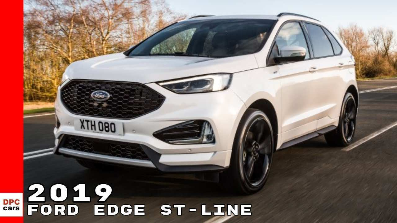 42 The Best 2019 Ford Edge Sport Release Date