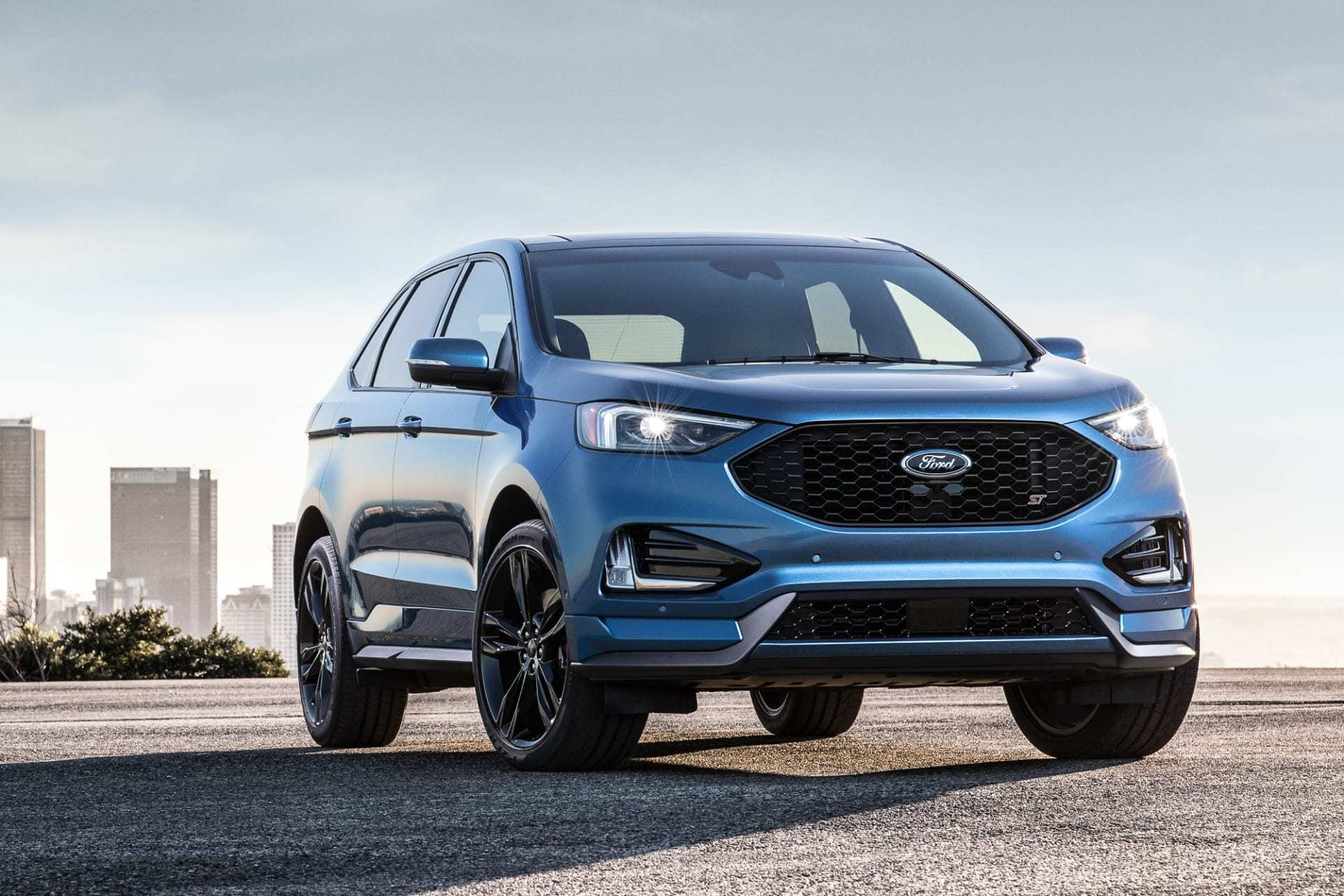 42 The Best 2019 Ford Edge Sport Wallpaper