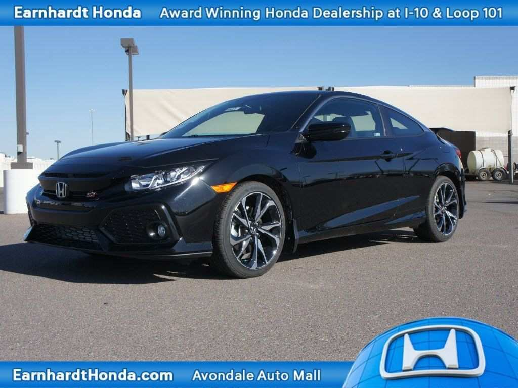 42 The Best 2019 Honda Civic Si Exterior And Interior