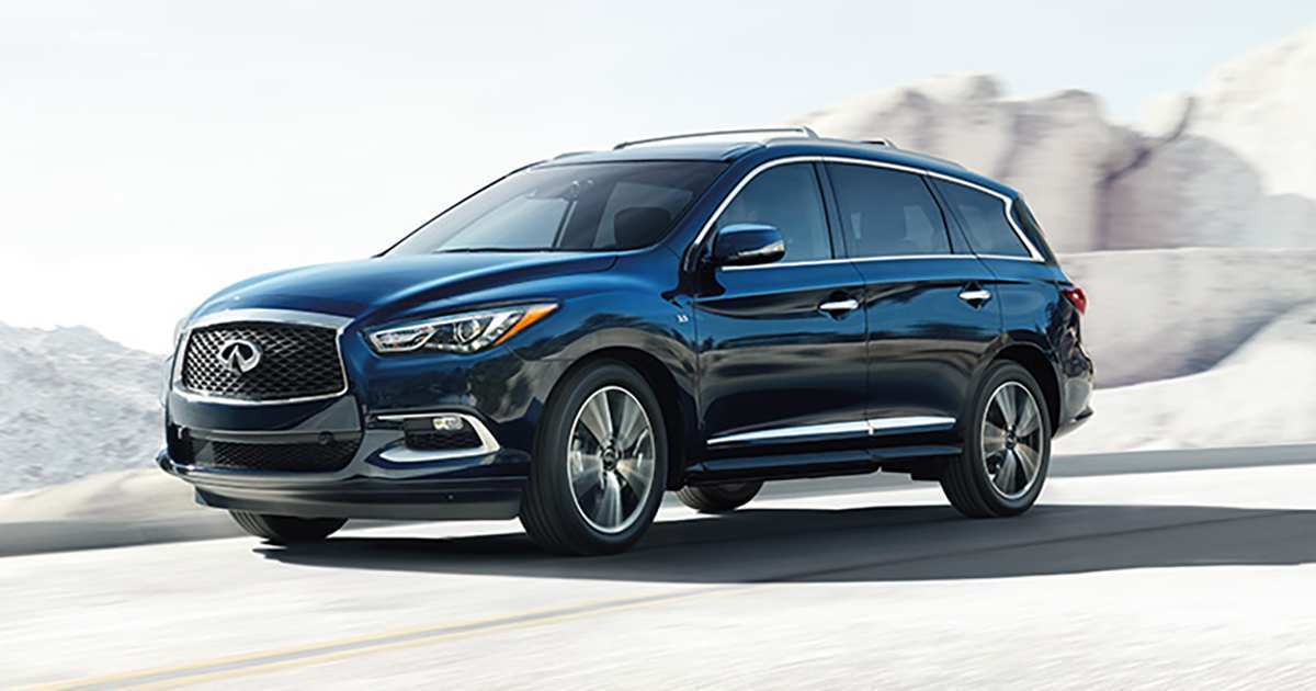 42 The Best 2019 Infiniti Qx60 Configurations