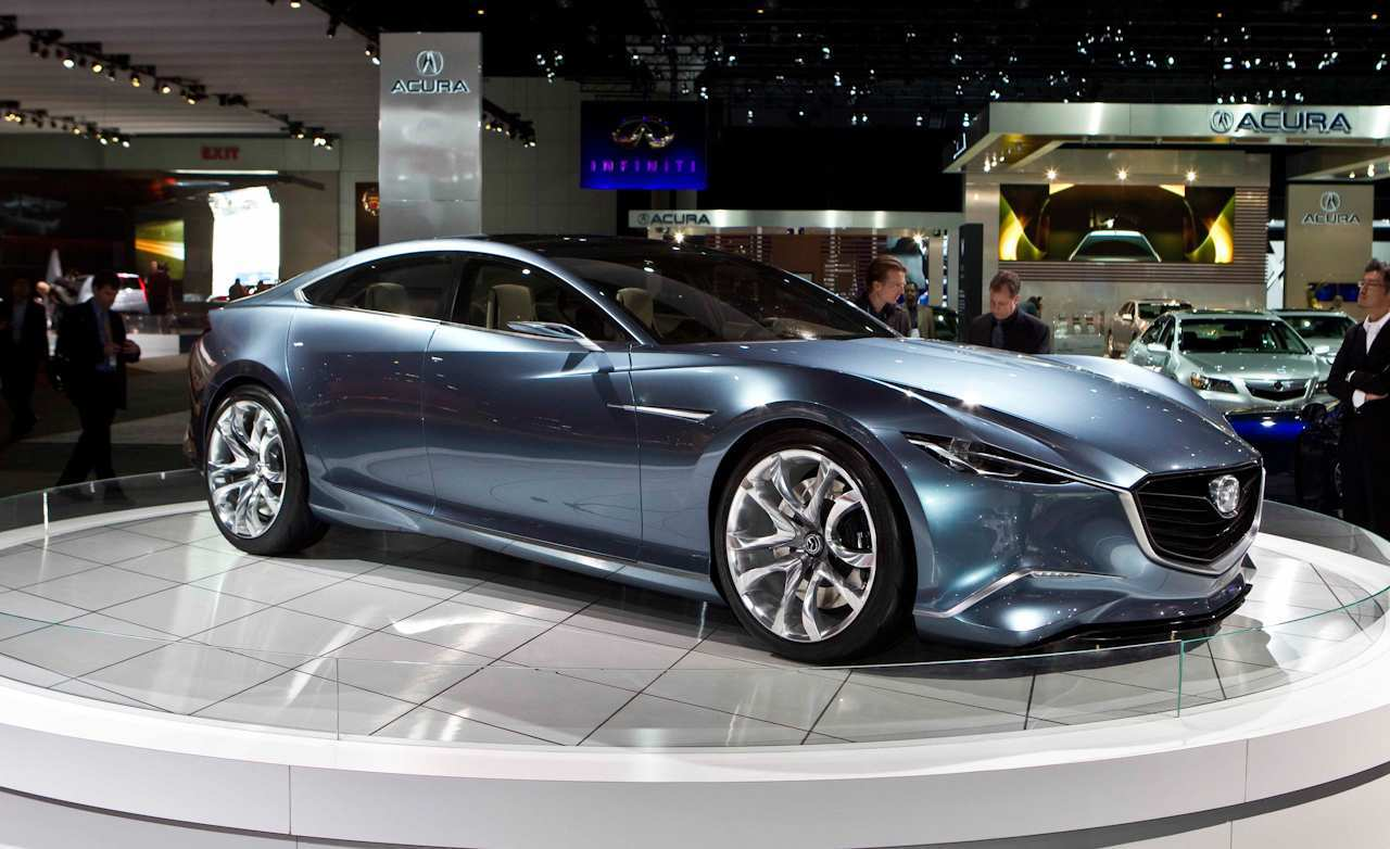 42 The Best 2019 Mazda 6 Coupe Style