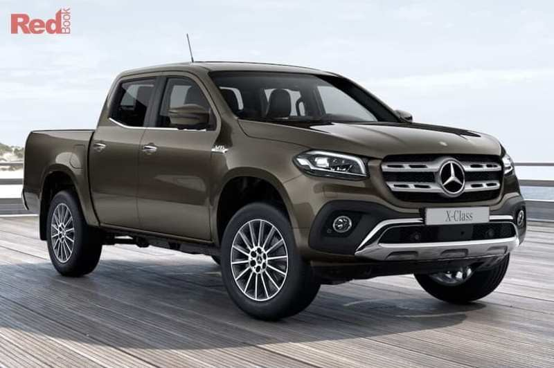 42 The Best 2019 Mercedes X Class Exterior And Interior