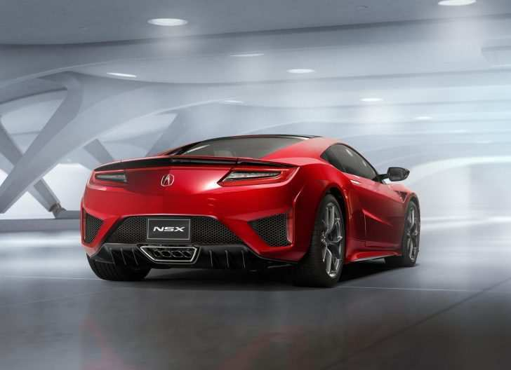 42 The Best 2020 Acura Nsx Type R Pricing