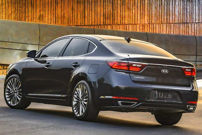42 The Best 2020 All Kia Cadenza New Model And Performance