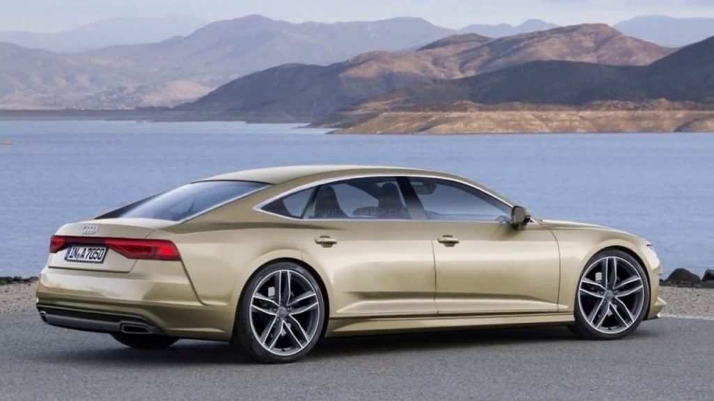 42 The Best 2020 Audi A7 Redesign