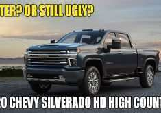 2020 Chevrolet Hd Ugly