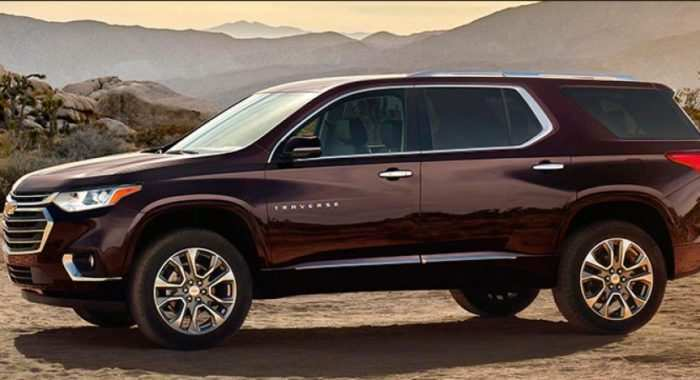 42 The Best 2020 Chevy Blazer K 5 Performance And New Engine