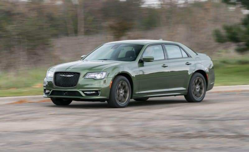 42 The Best 2020 Chrysler 100 Exterior And Interior
