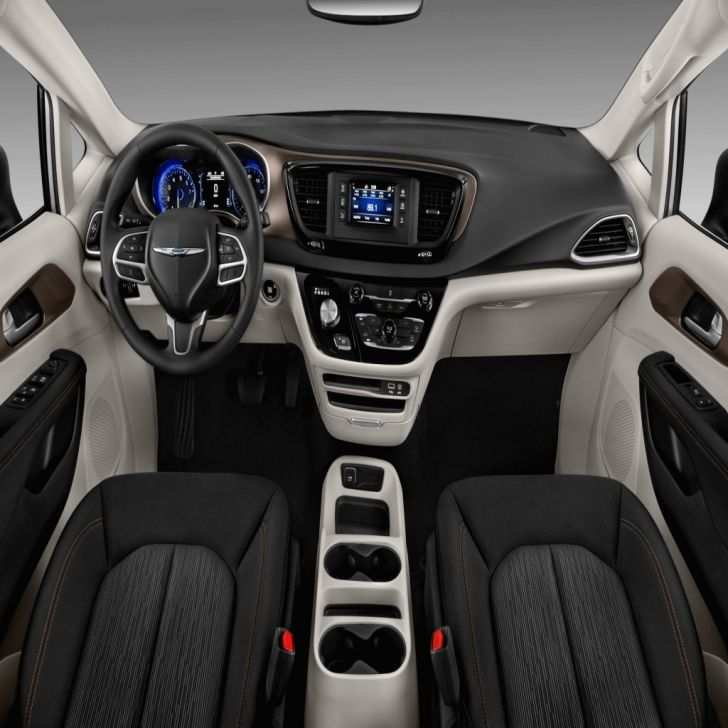 42 The Best 2020 Chrysler Town Interior
