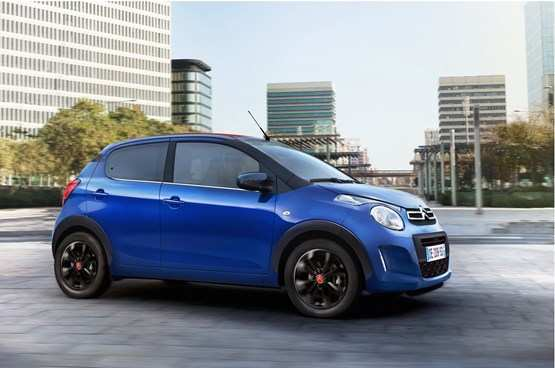 42 The Best 2020 Citroen C1 Model