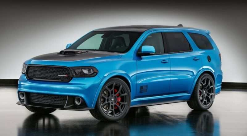42 The Best 2020 Dodge Durango Diesel Srt8 Spesification