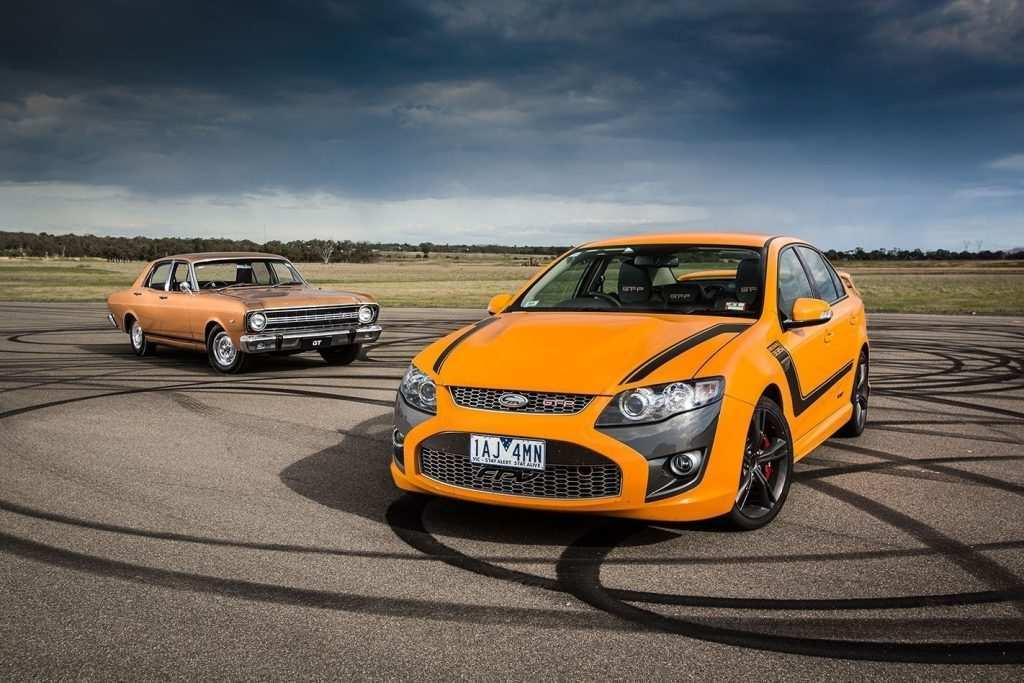 42 The Best 2020 Ford Falcon Xr8 Gt Engine
