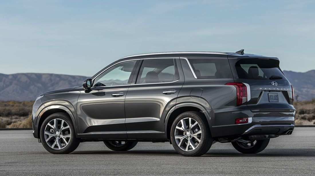 42 The Best 2020 Hyundai Palisade Release Date Redesign