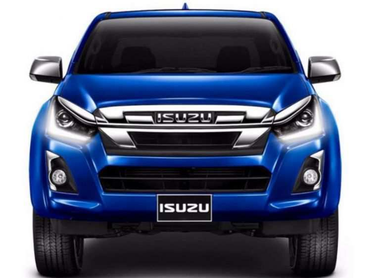 42 The Best 2020 Isuzu Dmax Redesign And Review