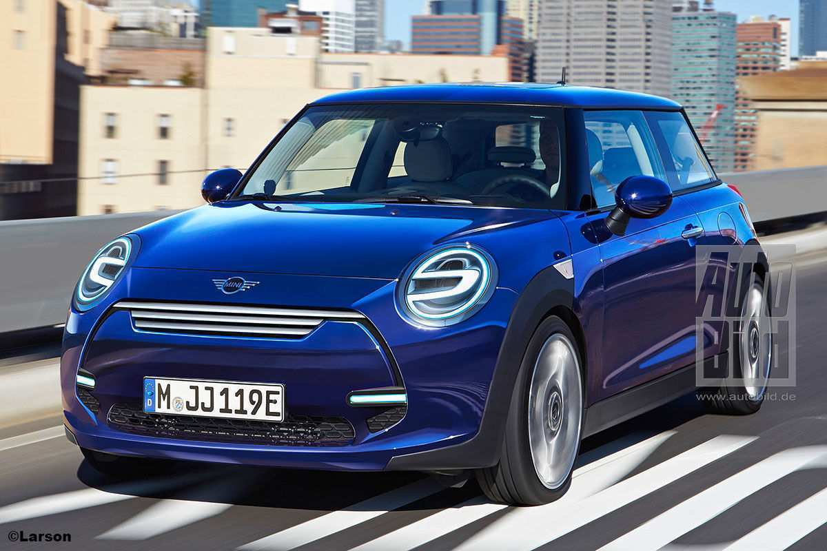 42 The Best 2020 Mini Cooper Countryman Price And Release Date