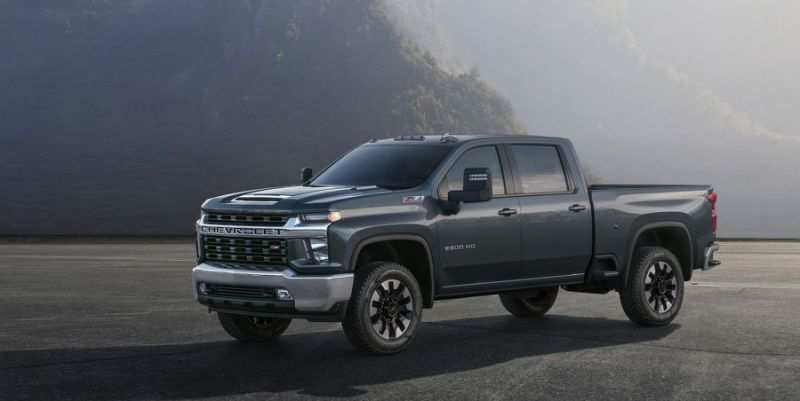 42 The Best 2020 Silverado 1500 Spesification