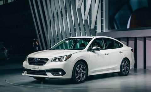 42 The Best 2020 Subaru Legacy Performance And New Engine