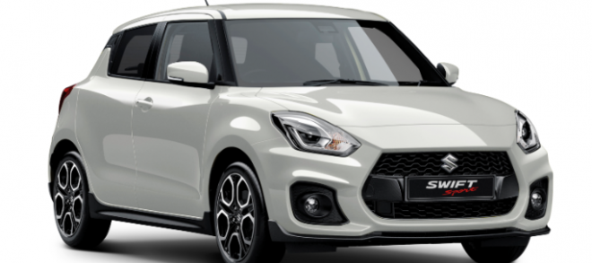 42 The Best 2020 Suzuki Swift Exterior