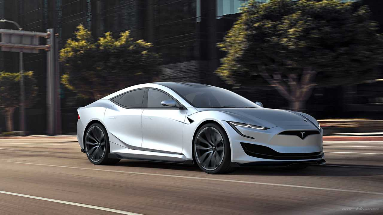 42 The Best 2020 Tesla Model S Images