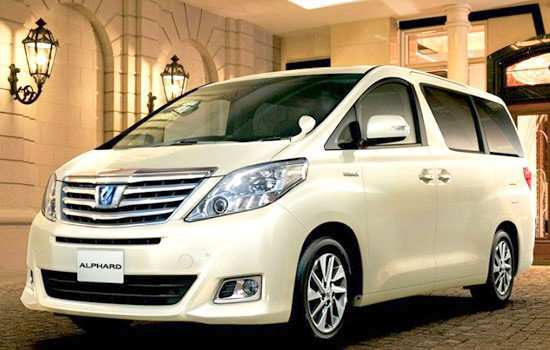 42 The Best 2020 Toyota Alphard Exterior