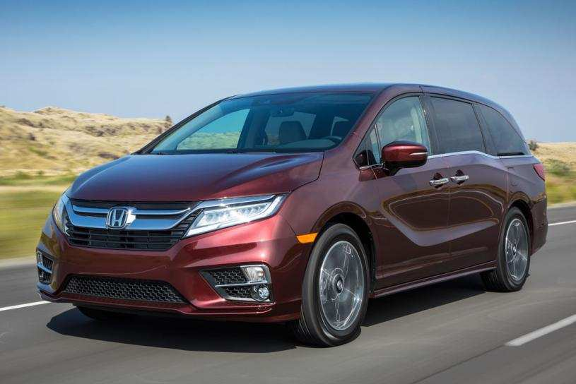 42 The Best Honda Odyssey 2019 Vs 2020 Performance and New Engine