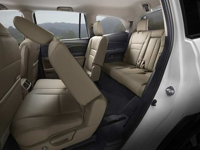 42 The Best Honda Pilot 2020 Interior Configurations