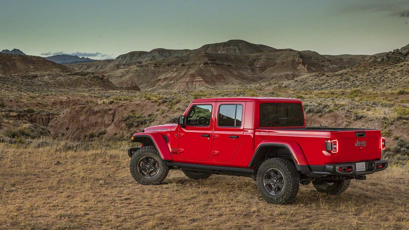 42 The Best Jeep Wrangler Pickup 2020 Release Date And Concept