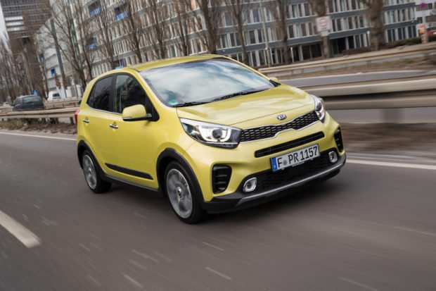 42 The Best Kia Picanto 2019 Xline Concept And Review