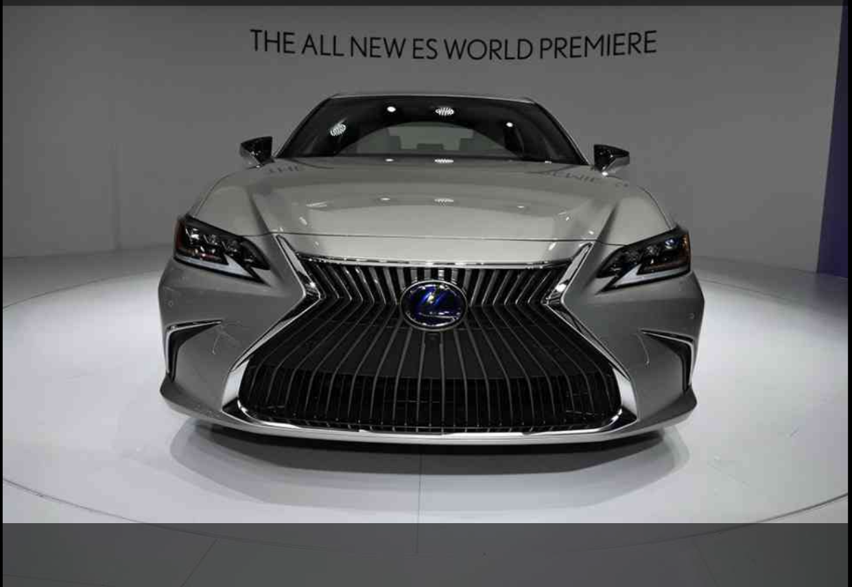 42 The Best Lexus Es 2019 Debut New Model And Performance