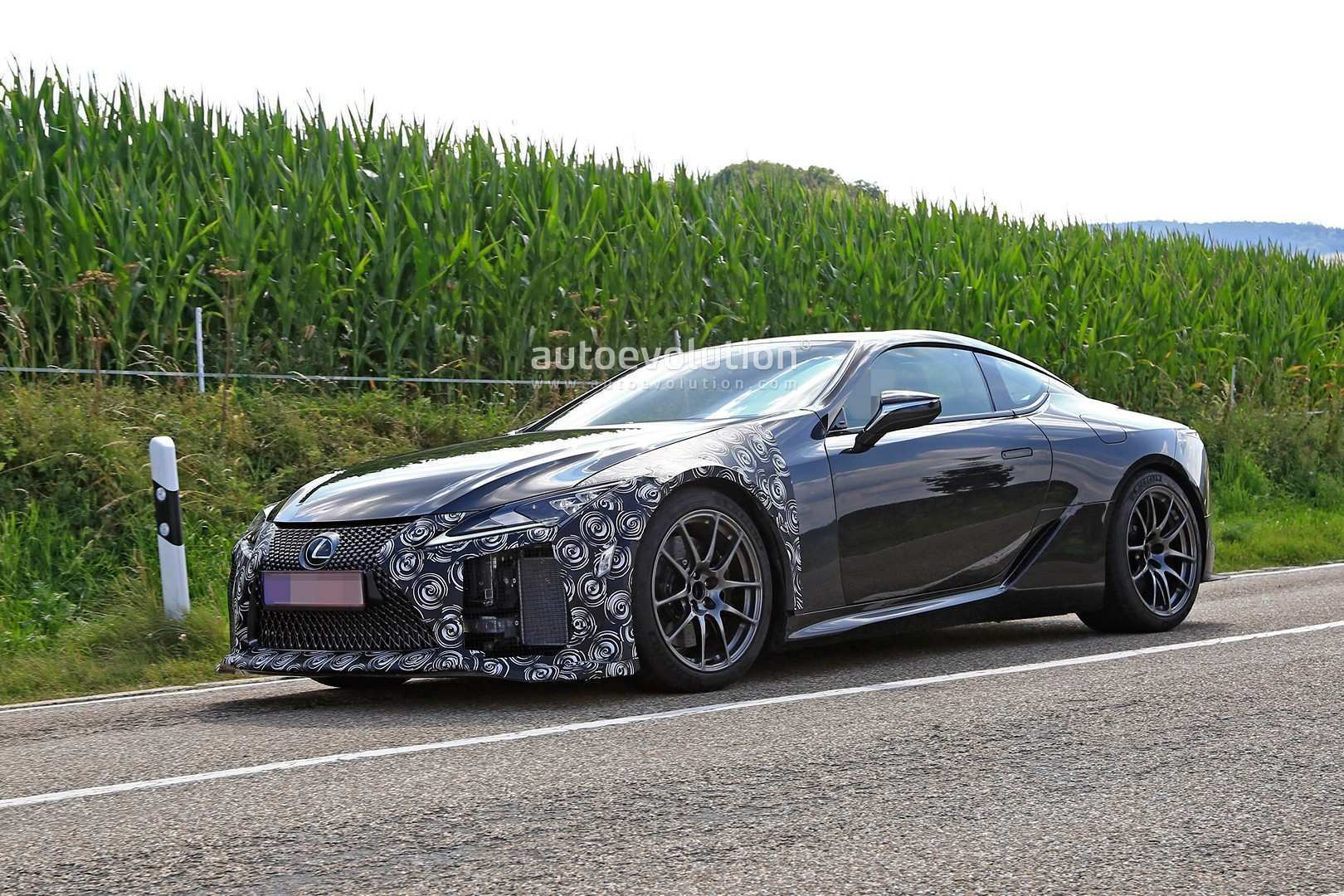 42 The Best Lexus Lc F 2020 Spy Shoot