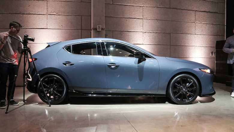 42 The Best Mazda 3 2019 Gt Redesign And Concept