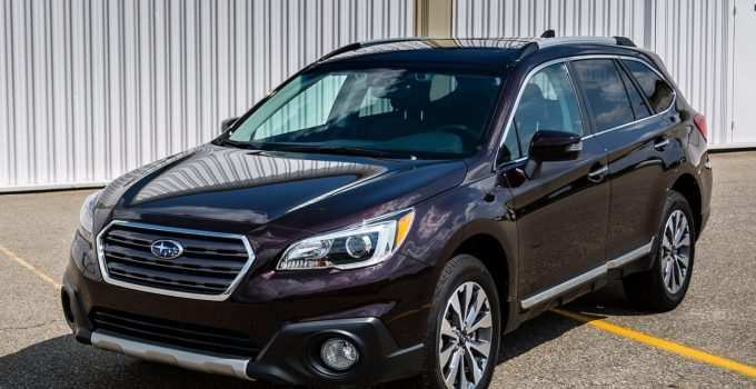 42 The Best Subaru Redesign 2019 Redesign And Concept
