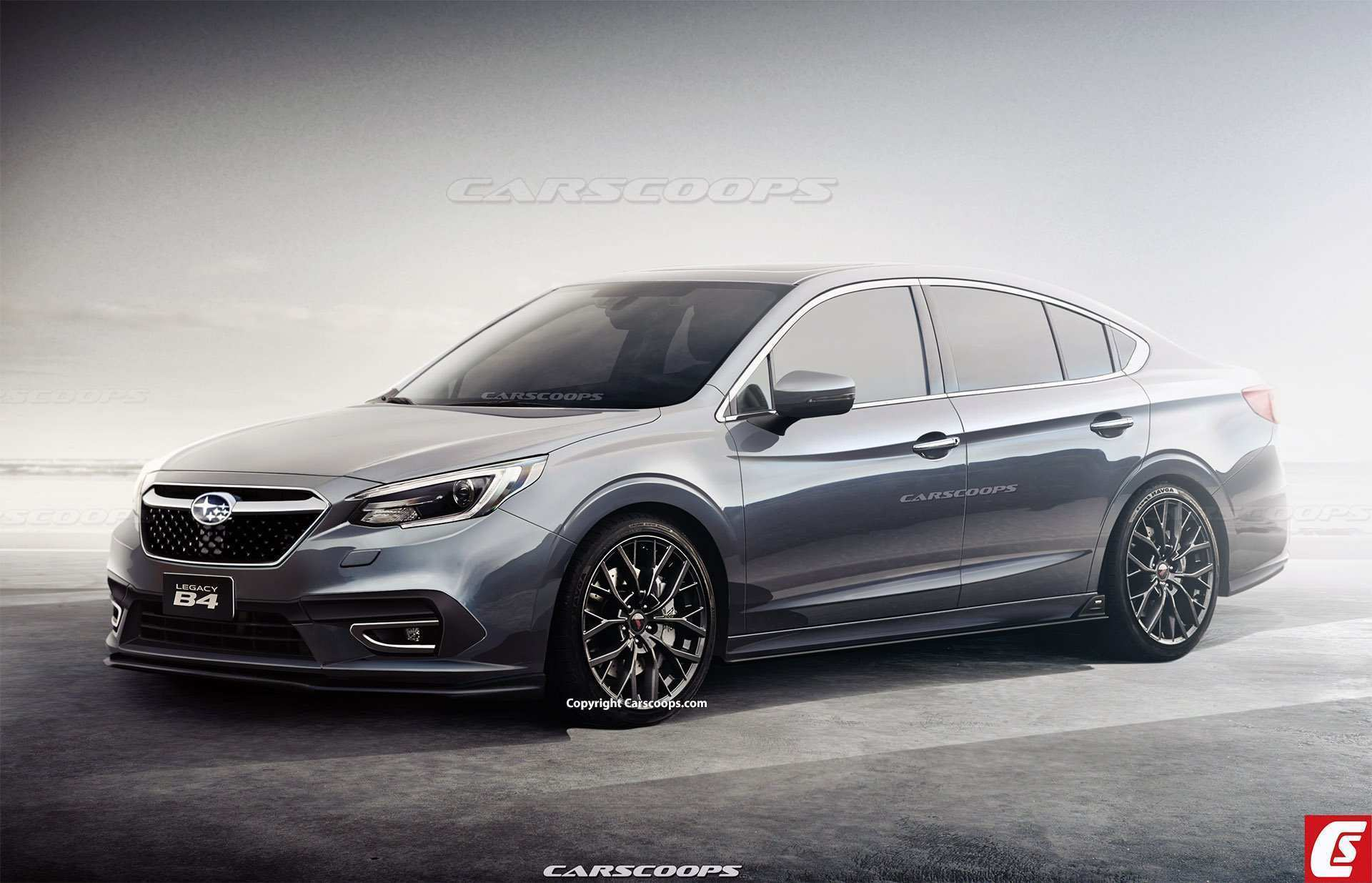 42 The Best When Will 2020 Subaru Legacy Be Available Redesign And Review
