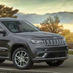 42 The Jeep Grand Cherokee Release