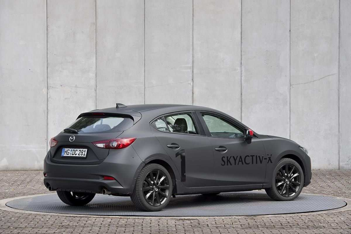 42 The Mazda 3 2019 Forum Performance