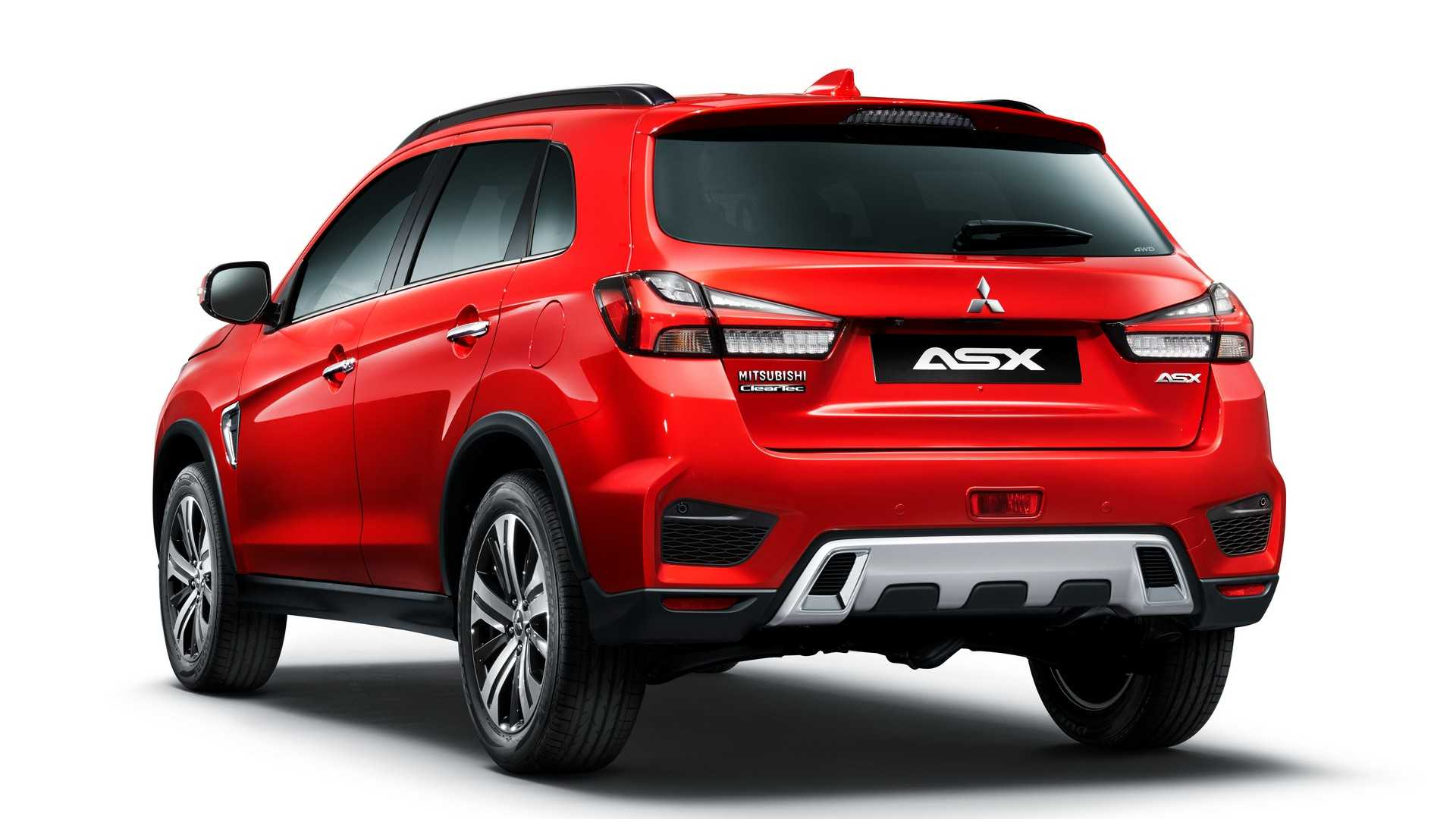42 The Mitsubishi Asx 2020 Brasil Redesign