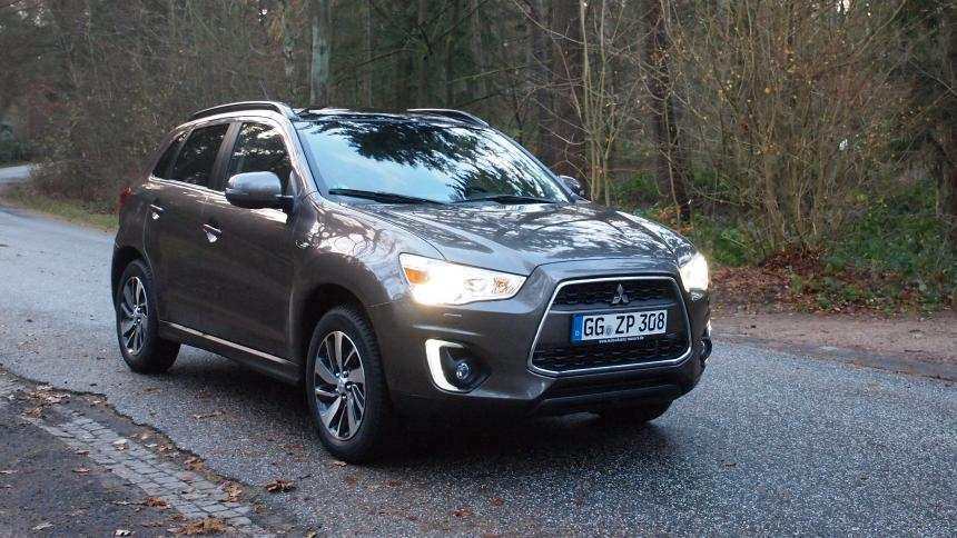 42 The Mitsubishi Asx History