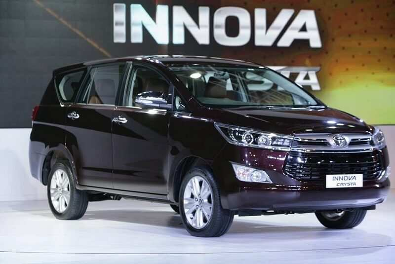 42 The Toyota Innova Crysta 2020 Spesification