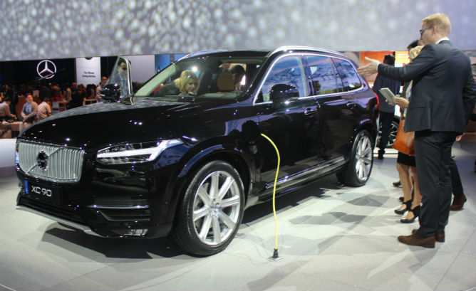 42 The Volvo All Electric Cars By 2019 New Model And Performance