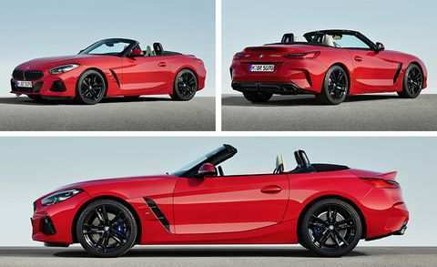 43 A 2019 BMW Z4 Roadster New Concept