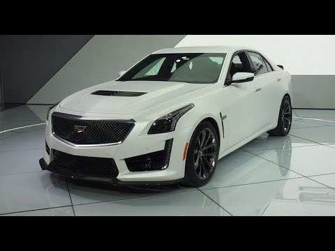 43 A 2019 Cadillac Cts V Coupe Exterior